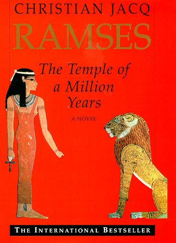 9780684821375: The Temple of a Million Years (Ramses)