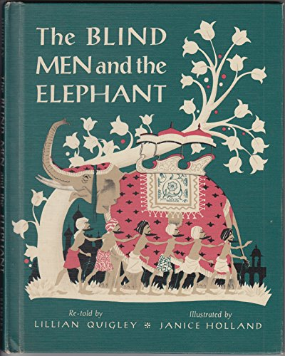 9780684822174: The Blind Men and the Elephant: An Old Tale From the Land of India