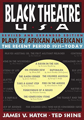 9780684823072: Plays by African Americans: The Recent Period 1935-Today: 2 (Black Theatre USA)