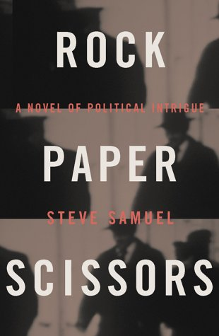 Rock, Paper, Scissors: Samuel, Steve