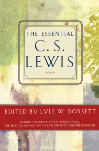 9780684823744: The Essential C. S. Lewis