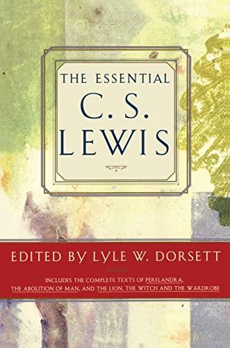 9780684823744: The Essential C. S. Lewis