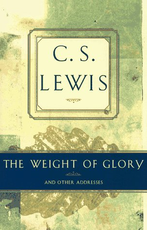 9780684823843: The Weight of Glory and Other Addresses