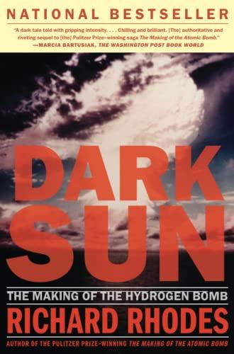 9780684824147: Dark Sun (Sloan Technology Series)