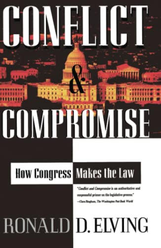 9780684824161: Conflict And Compromise: How Congress Makes The Law