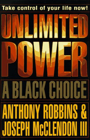 9780684824369: Unlimited Power: A Black Choice
