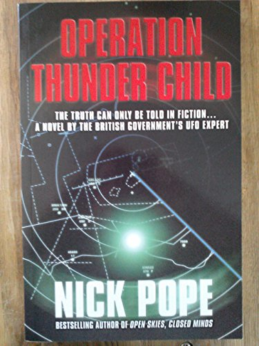 9780684824420: Operation Thunder Child S S Int