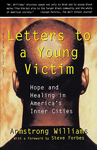 9780684824666: Letters to a Young Victim: Hope and Healing in America's Inner Cities (Free Press Paperbacks)