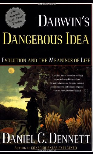 9780684824710: DARWIN'S DANGEROUS IDEA: EVOLUTION AND THE MEANINGS OF LIFE