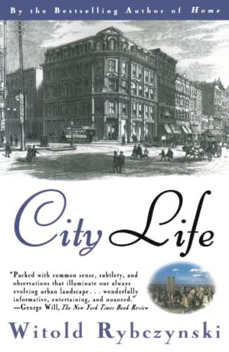 9780684825298: City Life