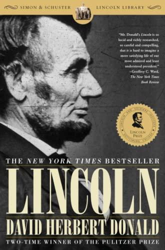 9780684825359: Lincoln