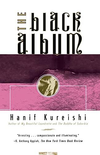 9780684825403: The Black Album
