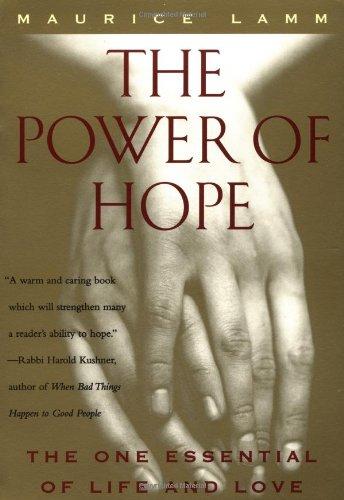 The Power of Hope: Maurice Lamm