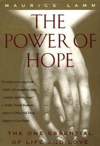 9780684825472: The Power of Hope