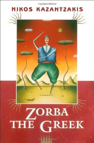 9780684825540: Zorba the Greek