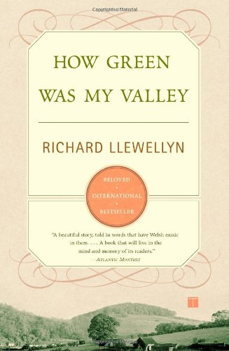 9780684825557: How Green Was My Valley