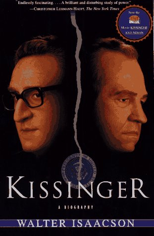 9780684825571: Kissinger: A Biography