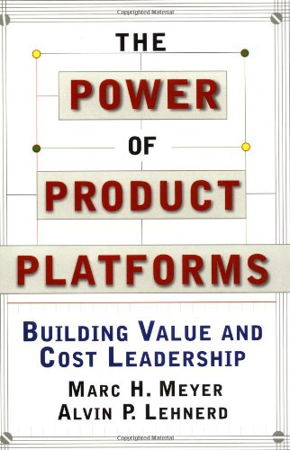 9780684825809: The Power of Product Platforms: Building Value and Cost Leadership: Creating and Sustaining Robust Corporations