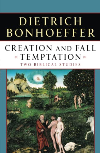 9780684825878: Creation and Fall Temptation: Two Biblical Studies