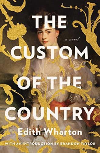 The Custom of the Country: Edith Wharton