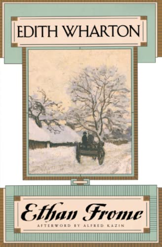 Ethan Frome: Edith Wharton, Alfred