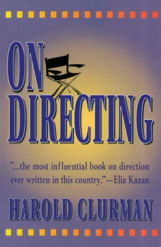 9780684826226: On Directing