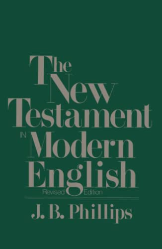 9780684826332: The New Testament in Modern English