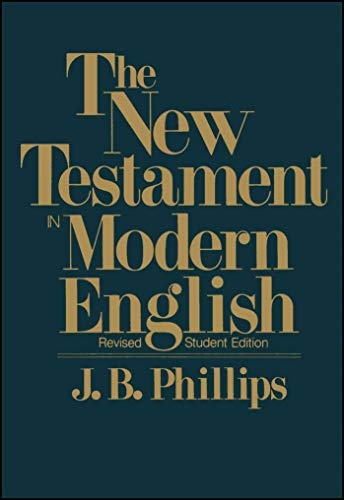 9780684826387: New Testament in Modern English-OE-Student