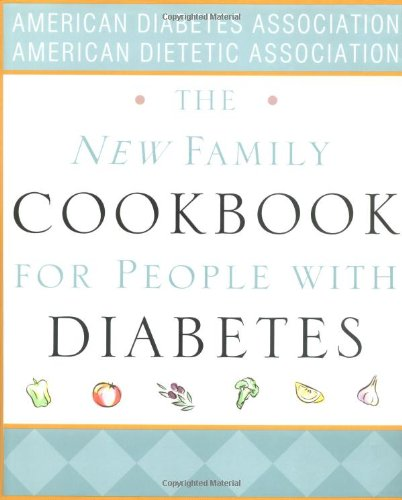 9780684826608: The New Family Cookbook for People with Diabetes