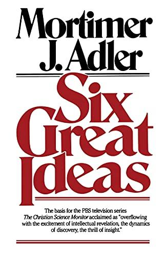 9780684826813: Six Great Ideas