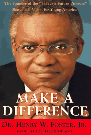 9780684826851: Make a Difference: The Founder of the