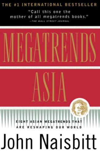 9780684827063: Megatrends Asia