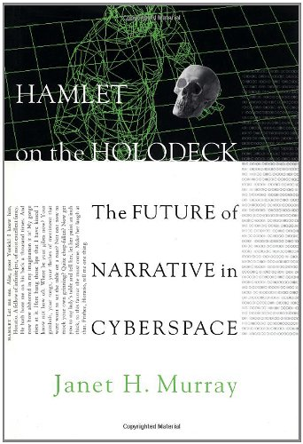 9780684827230: Hamlet on the Holodeck: The Future of Narrative in Cyberspace