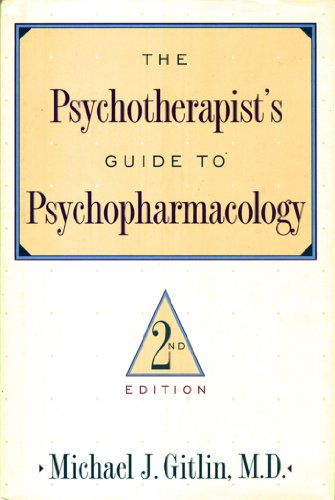 9780684827377: The Psychotherapist's Guide to Psychopharmacology