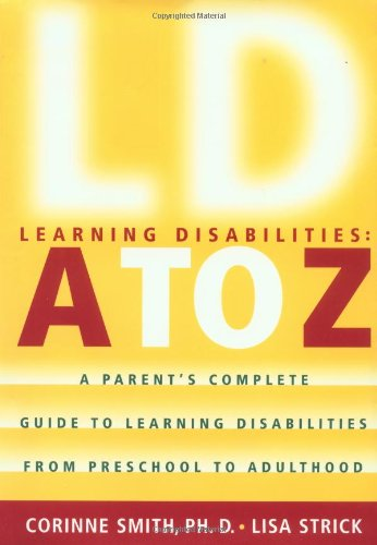 Learning Disabilities A to Z: Corinne Smith, Lisa