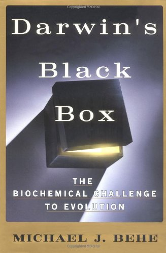 9780684827544: Darwin's Black Box: The Biochemical Challenge to Evolution