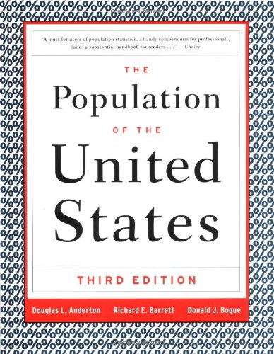 9780684827742: The Population of the United States: 3rd Edition