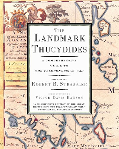 9780684827902: The Landmark Thucydides: A Comprehensive Guide to the Peloponnesian War