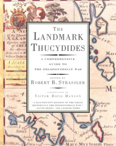 9780684827902: The Landmark Thucydides: A Comprehensive Guide to the Peloponnesian War