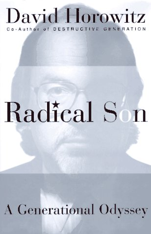 9780684827933: Radical Son: A Journey Through Our Times from Left to Right