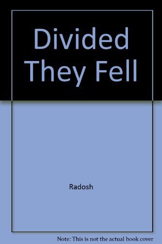 9780684828107: DIVIDED THEY FELL: The Demise of the Democratic Party, 1964-1996