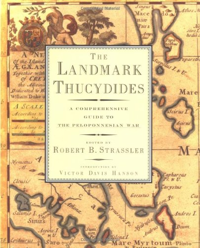 9780684828152: The Landmark Thucydides: A Comprehensive Guide to the Peloponnesian War