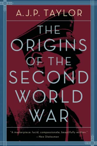 9780684829470: The Origins of The Second World War