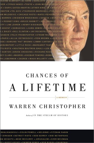 9780684830247: Chances of a Lifetime: A Memoir