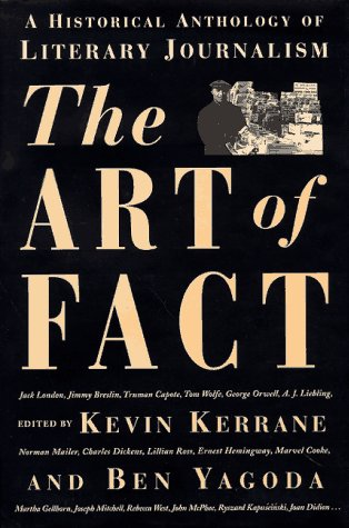 9780684830414: The Art of Fact: A Historical Anthology of Literary Journalism