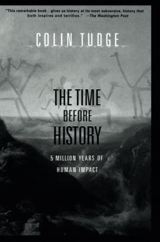 9780684830520: The Time Before History: 5 Million Years of Human Impact