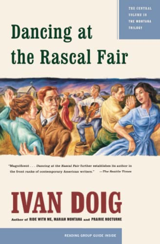 Dancing at the Rascal Fair (0684831058) by Doig, Ivan