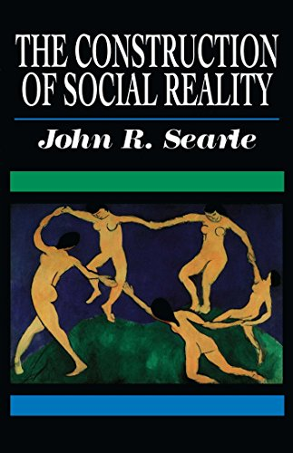 9780684831794: The Construction of Social Reality