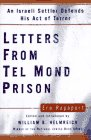 9780684831800: LETTERS FROM TEL MOND PRISON: An Israeli Settler Defends His Act of Terror
