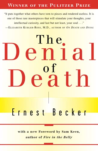 9780684832401: The Denial of Death (Free Press Paperback)